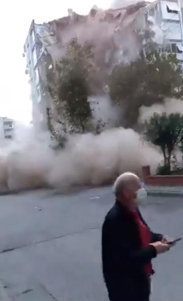 Trzęsienie ziemi w prowincji Izmir
