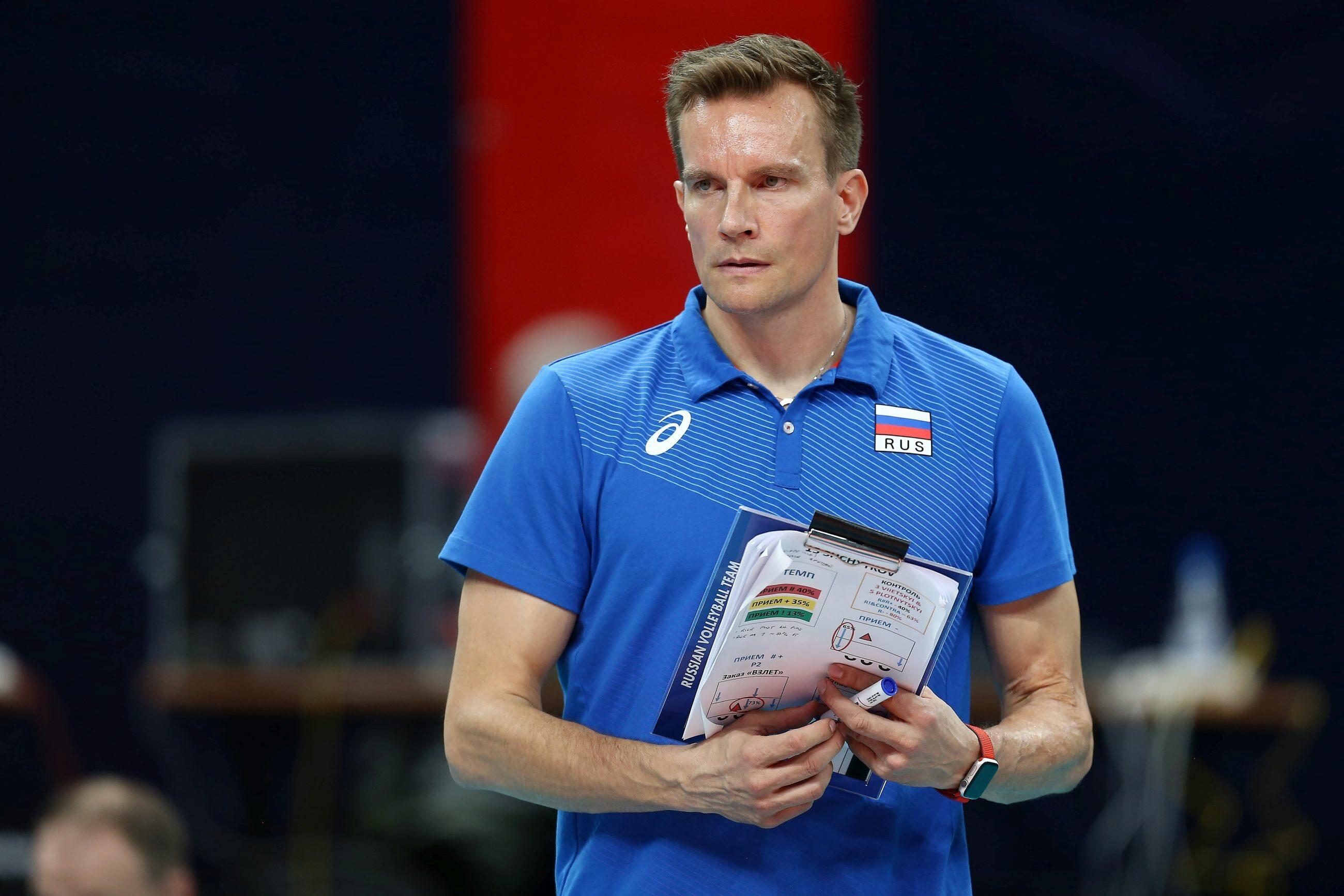 ME w siatkówce. Polska – Rosja. Trener Tuomas Sammelvuo komentuje