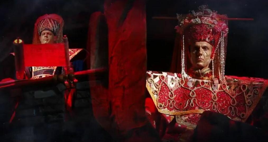 """""""Turandot"""" Giacomo Pucciniego w reżyserii Michała Znanieckiego, Lwowska Opera Narodowa"""