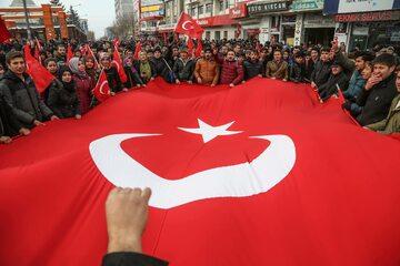 Turecka manifestacja