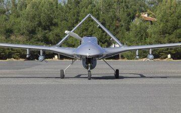 Turecki dron Bayraktar TB2