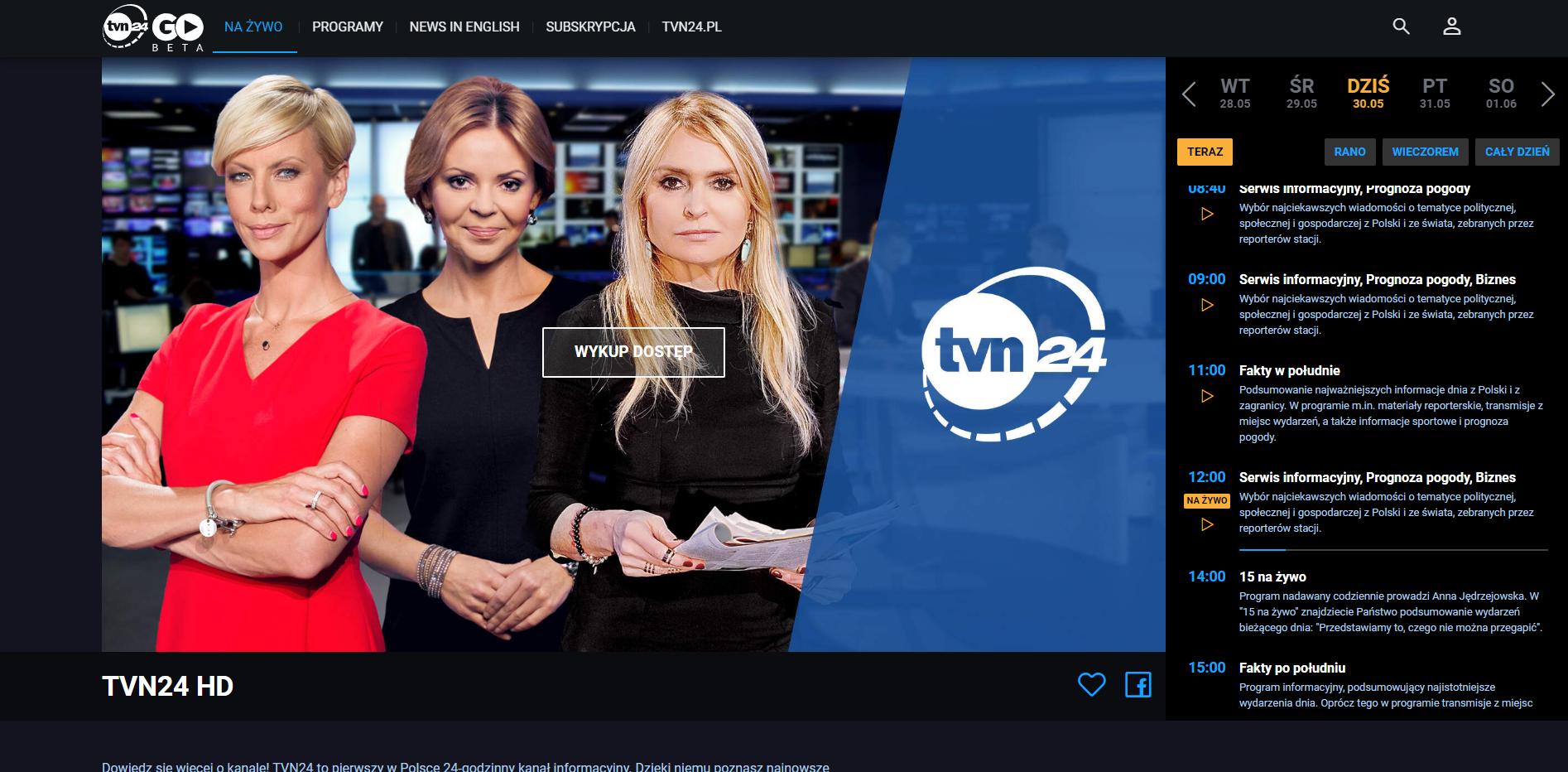 TVN24 GO
