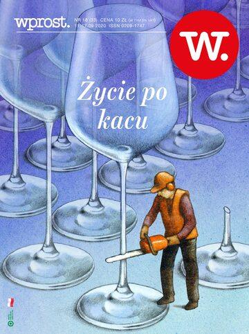 Tygodnik WPROST 33/2020 - Okładka