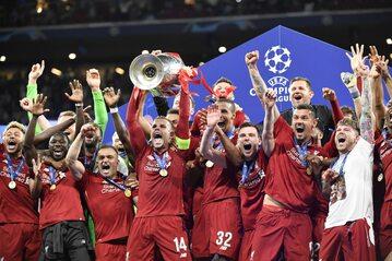 Ubiegłoroczny triumfator Ligi Mistrzów, FC Liverpool