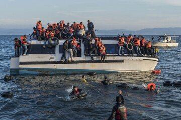 Uchodźcy na Morzu Śródziemnym