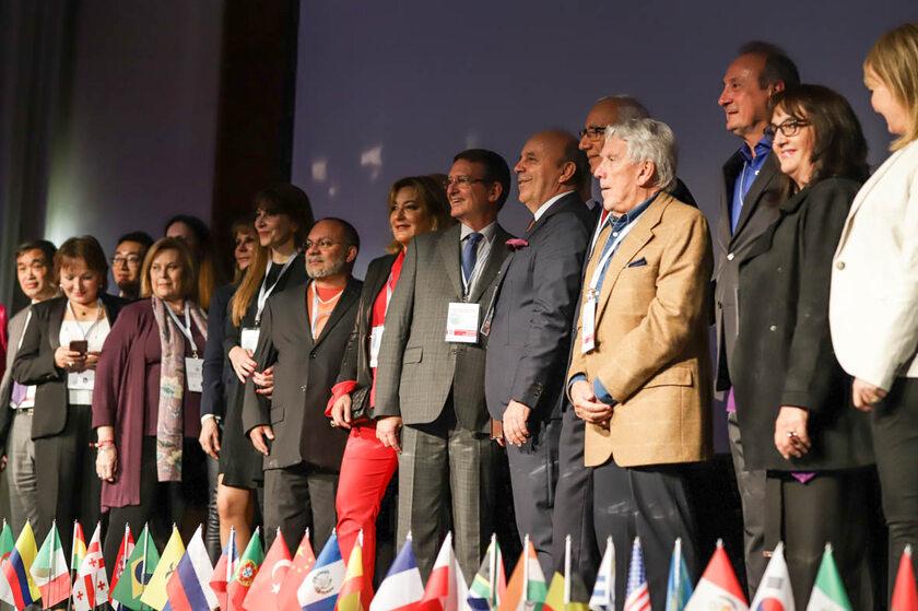 Uczestnicy XXII Światowego Kongresu Medycyny Estetycznej