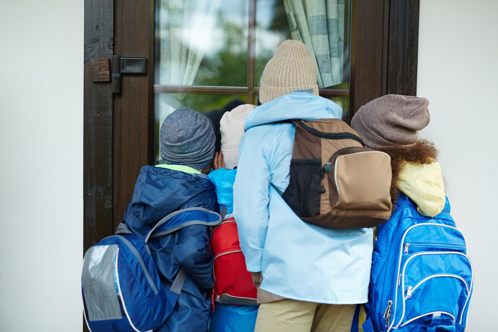 Uczniowie. Zdjęcie ilustracyjne