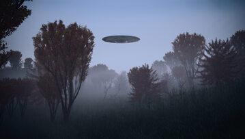 UFO, zdjęcie ilustracyjne