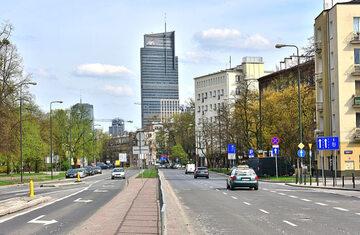 Ulica Górczewska w Warszawie