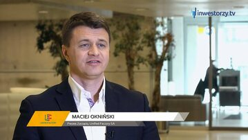 Unified Factory SA, Maciej Okniński - Prezes Zarządu