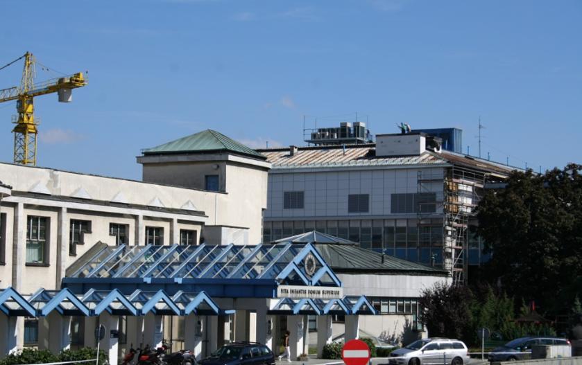 Uniwersytecki Szpital Dziecięcy w Krakowie