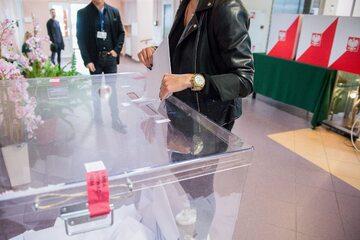 Urna wyborcza, zdj. ilustracyjne