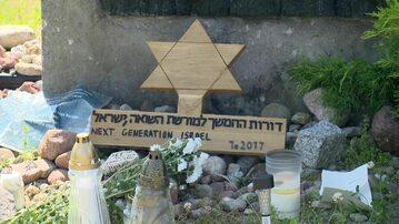 Uroczystości w 76. rocznicę mordu Żydów w Jedwabnem