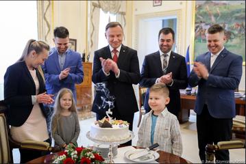 Urodziny Kuby Jankowskiego