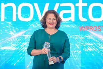 Urszula Karniewicz, dyrektor komunikacji korporacyjnej GSK