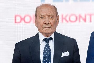 Ustępujący prezydent Rzeszowa Tadeusz Ferenc