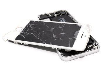 Uszkodzony telefon
