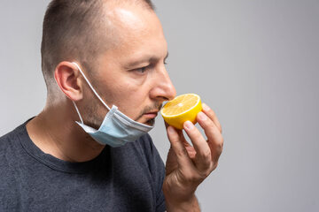 Utrata węchu