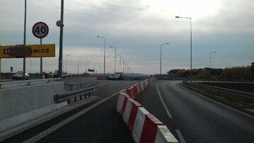 Utrudnienia na wiadukcie pod Łodzią