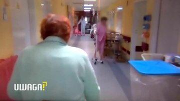 Uwaga! TVN: Pacjenci szpitala w Poznaniu: W nocy jesteśmy sami