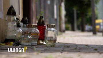Uwaga! TVN: Zadźgał na ulicy byłą żonę, kobieta osierociła czwórkę dzieci