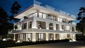 Villa Glamour w Juracie