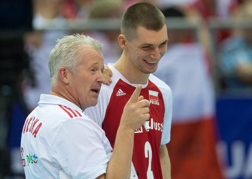 Vital Heynen i Maciej Muzaj