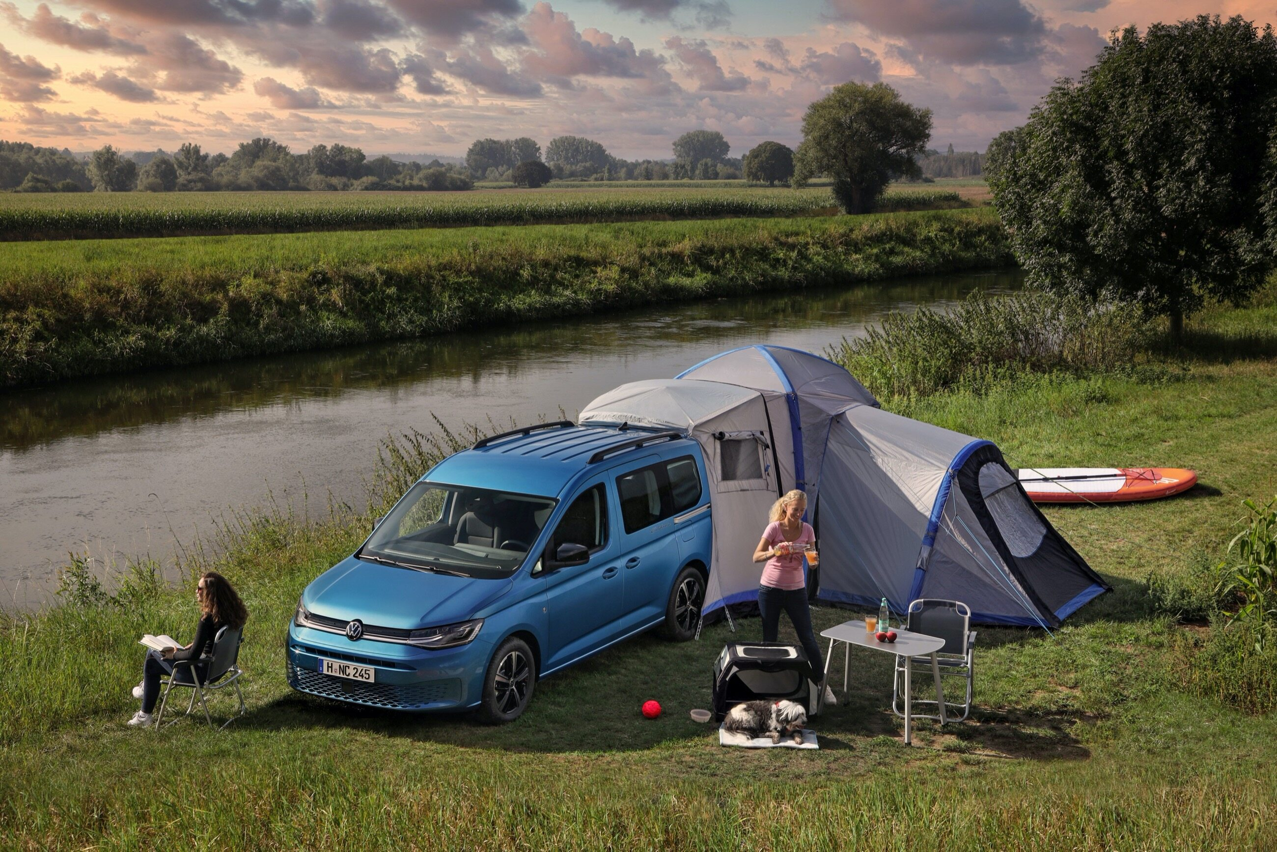 Volkswagen Caddy California