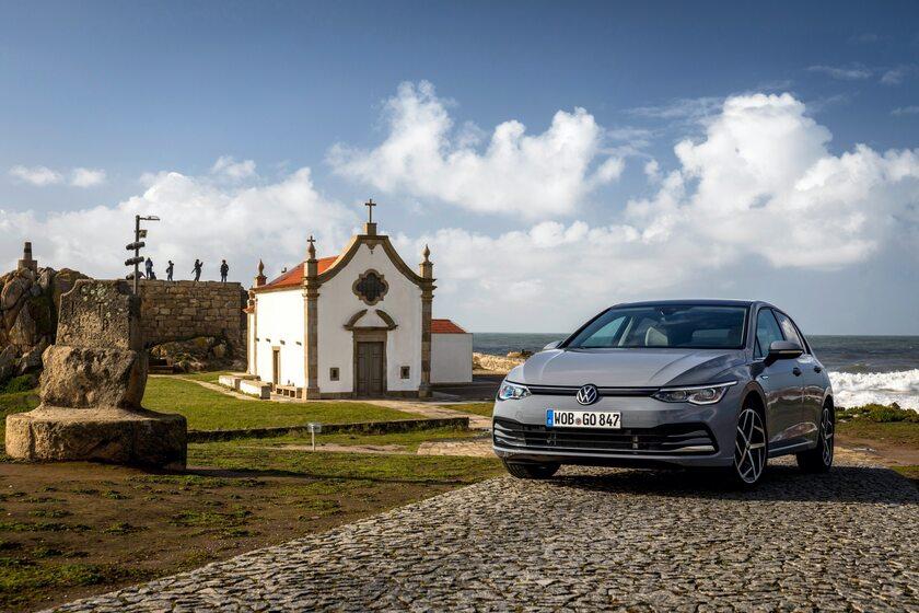 Volkswagen Golf 8 generacji