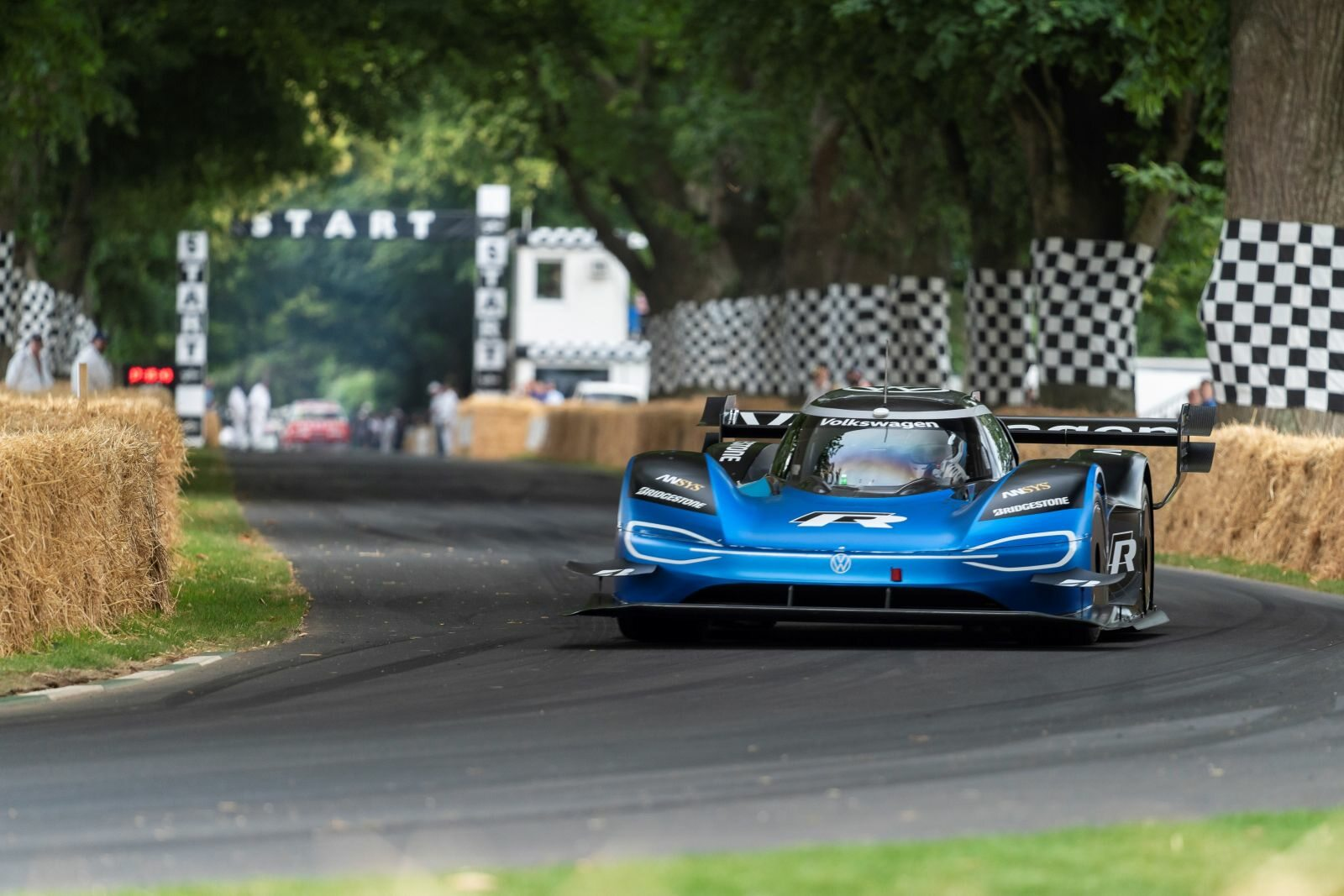 Volkswagen ID.R na Goodwood Festival of Speed