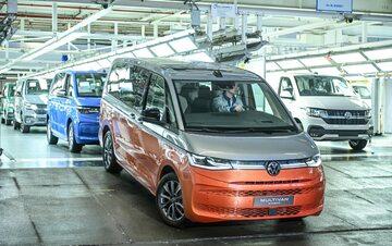 Volkswagn Multivan Fabryka