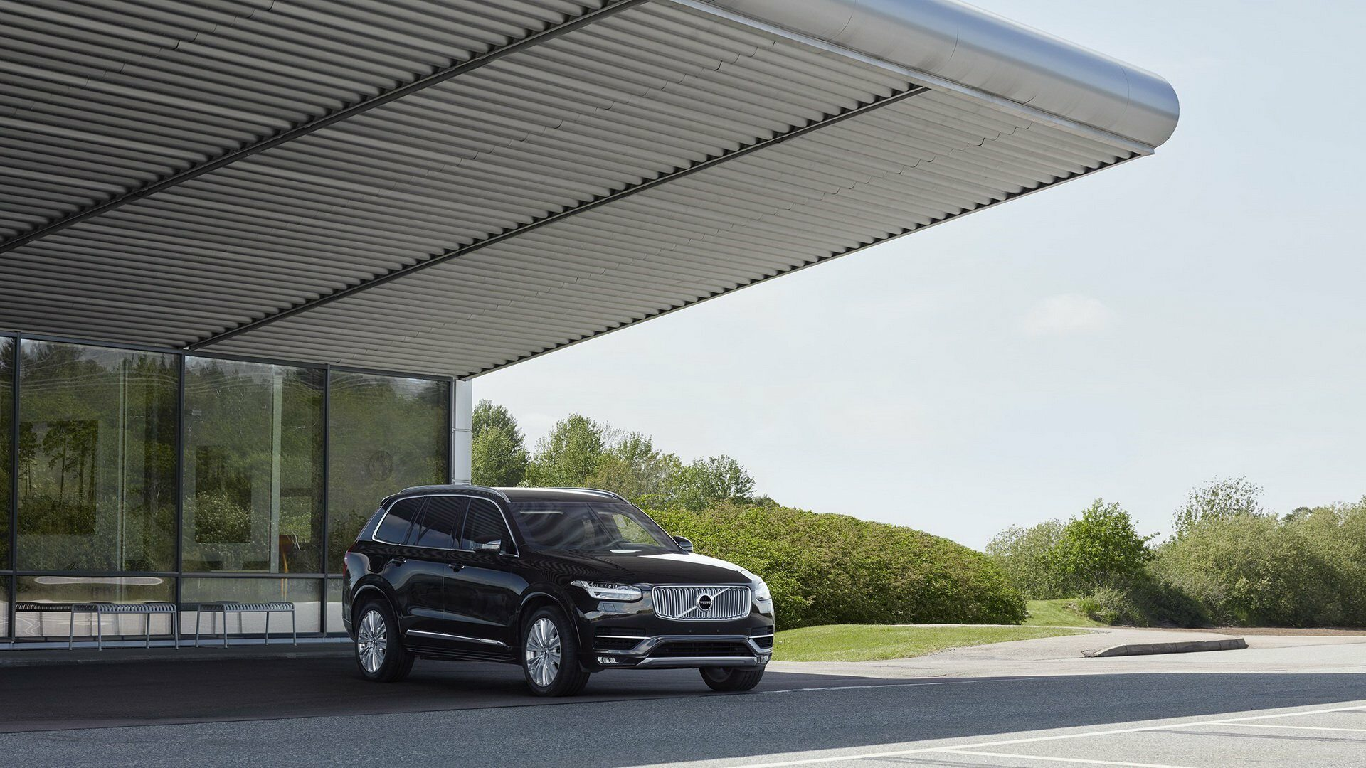 Volvo XC90 w wersji opancerzonej