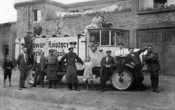 W Browarze Książęcym , który w XIX i na początku XX w. przypominał miniaturowe miasto, żyły i pracowały całe rodziny