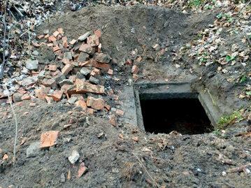 W Mamerkach odkryto wejścia do niezbadanych wcześniej tuneli