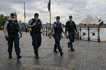 W Sydney ponownie wprowadzono lockdown