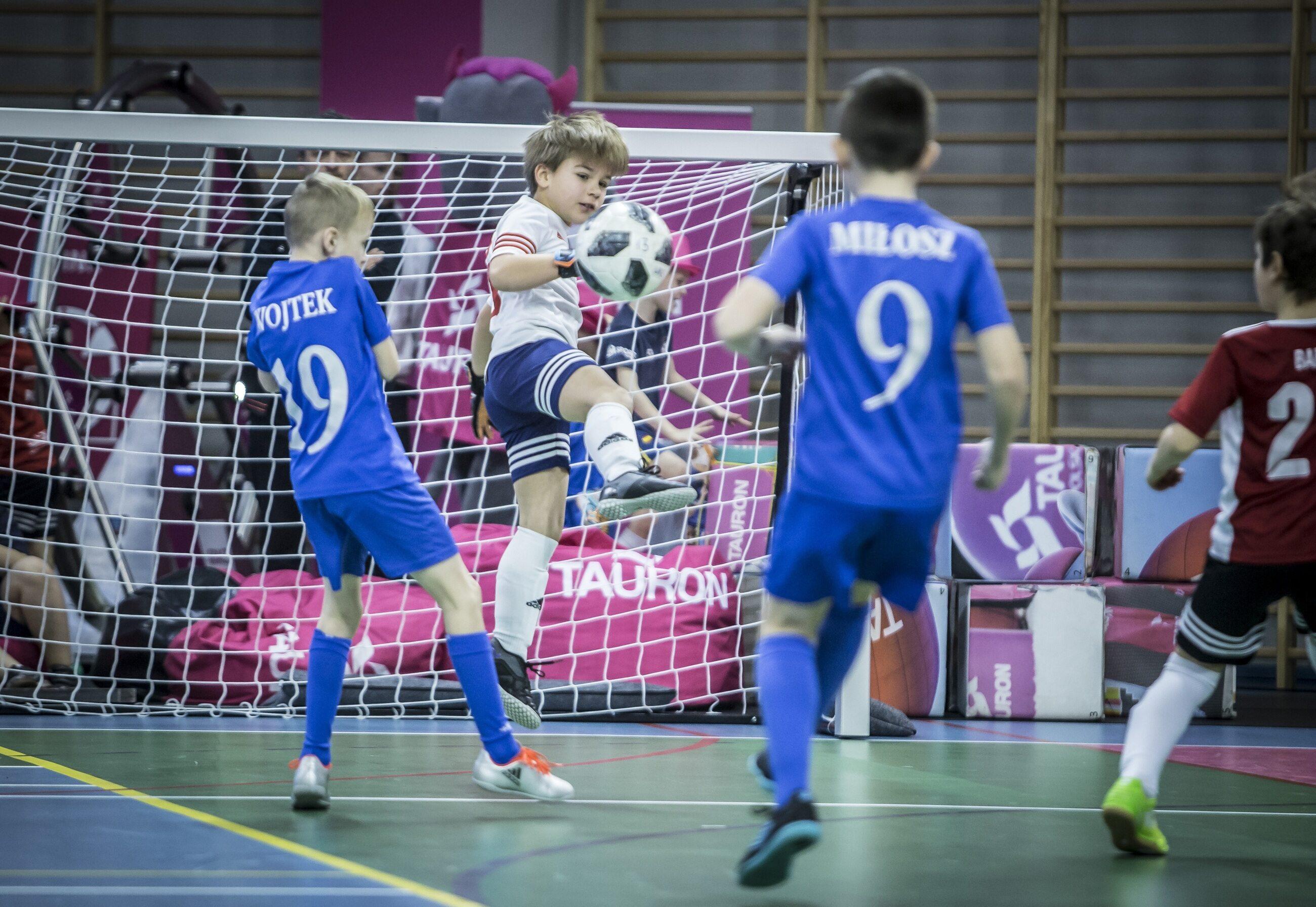 W turnieju TAURON Energetyczny Junior Cup wzięło udział tysiąc młodych piłkarzy z Górnego i Dolnego Śląska oraz Małopolski