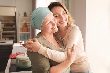 W walce z nowotworem ważne jest wsparcie bliskich