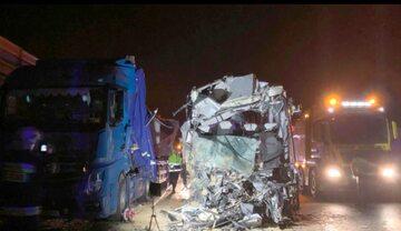 W wypadku na autostradzie A1 zginęła jedna osoba