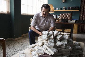 Wagner Moura jako Pablo Escobar