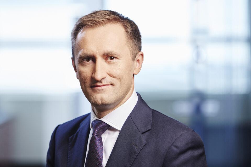Waldemar Wołos - dyrektor ds. rozwoju nowych produktów Union Investment TFI