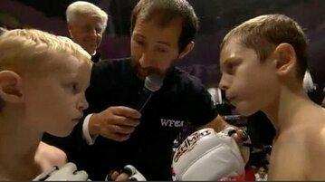 Walka z udziałem dzieci Ramzana Kadyrowa