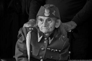 """Wanda Zalewska-Zdun, pseudonim """"Rawicz"""""""