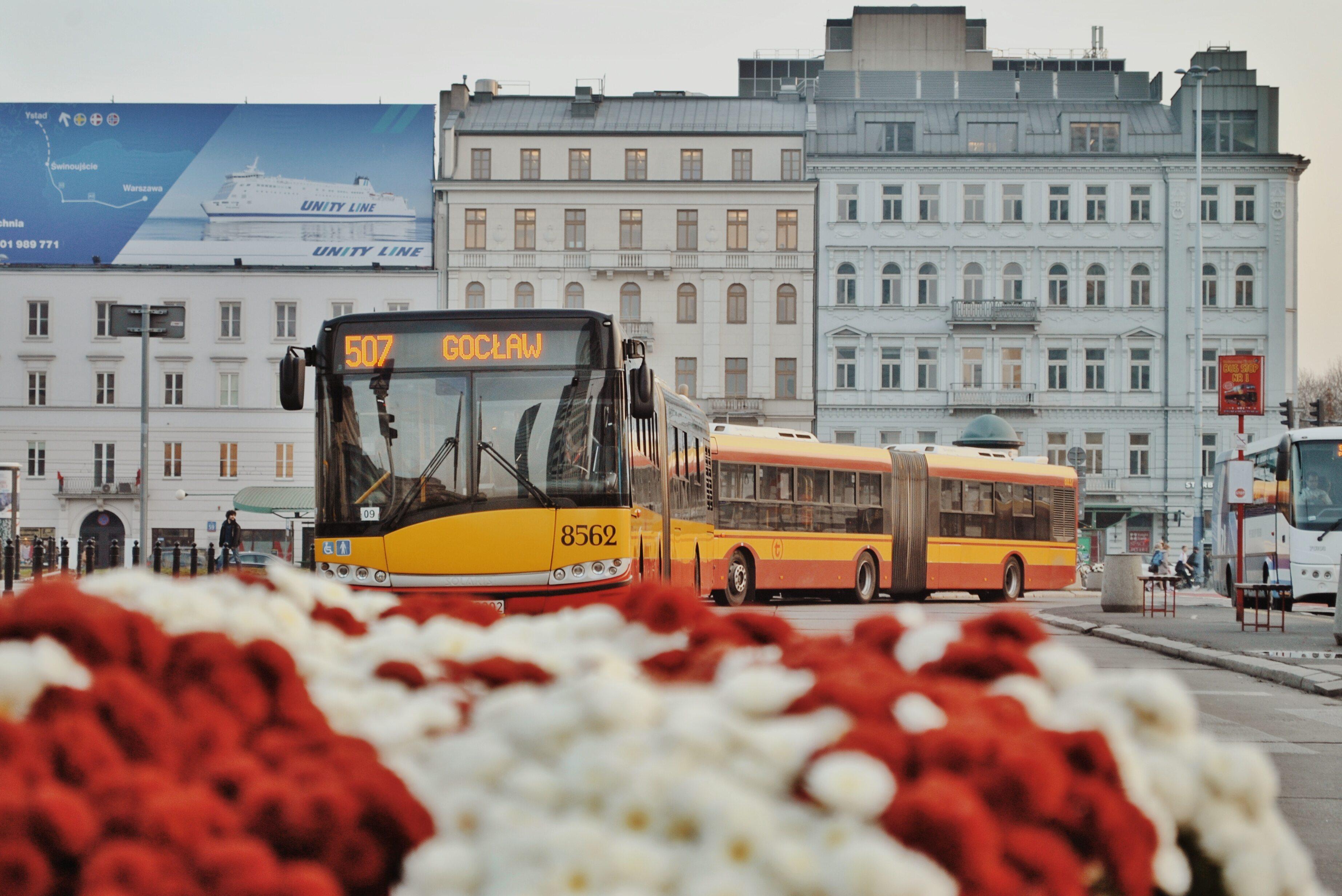 Warszawa, Solaris, zdjęcie ilustracyjne