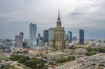 Warszawa, zdj. ilustracyjne