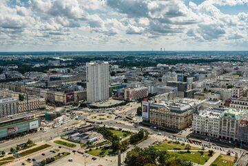 Warszawa, zdjęcie ilustracyjne
