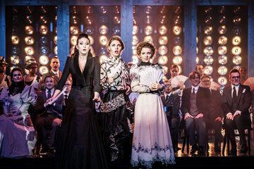Warszawska premiera musicalu Virtuoso
