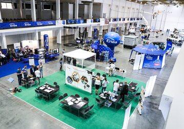 Warsztaty energetyczne dla młodzieży z Eneą Operator podczas tegorocznych targów EXPOPOWER