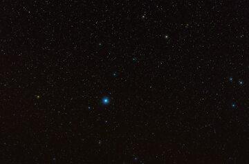 Wega – najjaśniejsza gwiazda w gwiazdozbiorze Lutni