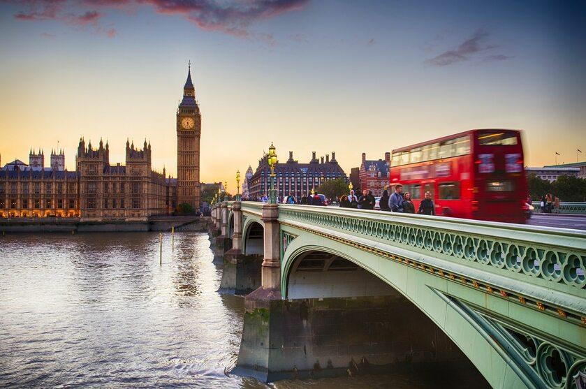 Westminster Bridge, Londyn, Wielka Brytania