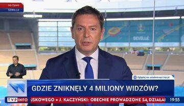 """""""Wiadomości"""" TVP z 18 czerwca 2021 roku"""